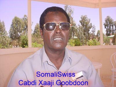 Cabdi XaajiGoobdoon