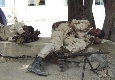 SomaliPolice