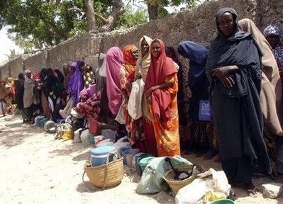 Somalia Internally Displaced