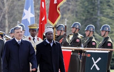 EU TURKEY SOMALIA