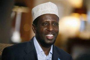 President Sheikh Sharif 2