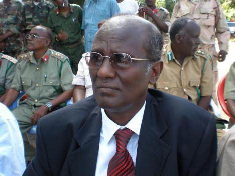 Prof. Maxamuud Cabdi gandi1
