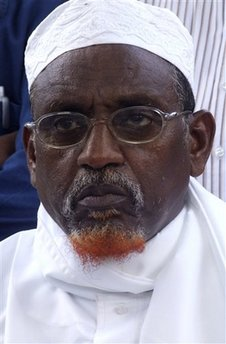 Somalia Islamic Leader