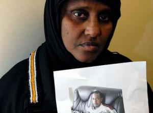 Sirad Mohamed lost her husband and elder son to violence Now son Ayoob Adam has been killed