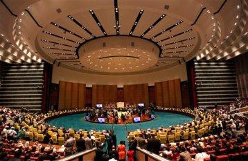 Mideast Libya AU Summit