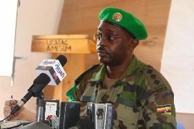 Major Bahoku Barigye