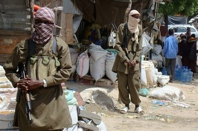 Somali Islamist Al-Shabab