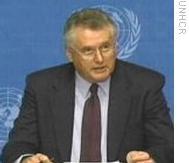 UNHCR spokesman Ron Redmond