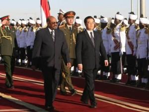 CHINA_SUDAN_Hu_Bashir
