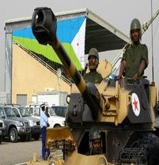 Djibouti troops