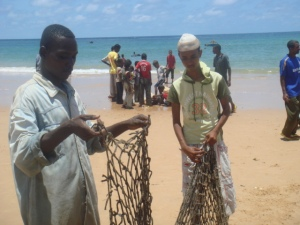Fishermen in Puntland are losing their livelihoods due to foreign vessels invading their waters