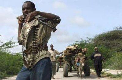 Somali hardline Islamist militant