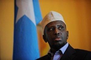 Somali President Sheik Sharif Sheik 1