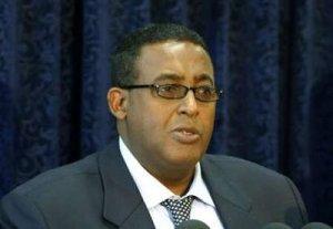Somali Prime Minister Omar Abdirashid Ali Sharmarke