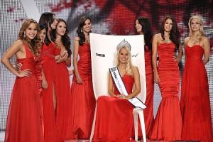 La Sangallese Linda Fäh Miss Svizzera 2009