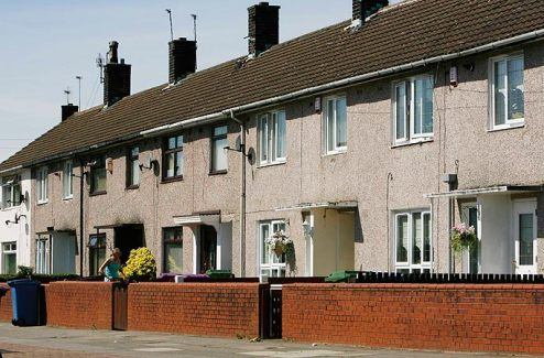 In demand ... 415,000 extra homes will be needed over the next 25 years