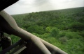 Southern Somalia - I was surprised at the amount of green I could see from the air.