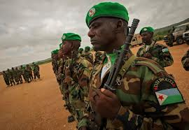 Djibouti forces