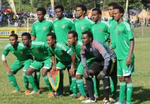 Eritrean national football team players