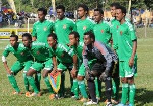 Eritrean national football team players