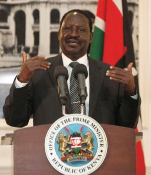 Kenya Somalia Odinga