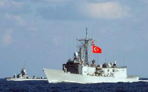 turkey navy