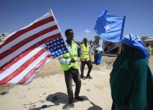 somalia demonistration