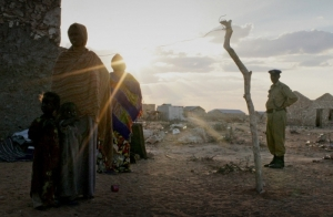 Death sentence and detentions raise profile of rape in Somalia