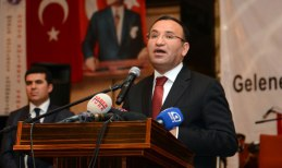 turkish minister bekir