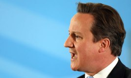 David Cameron delivers his speech on immigration