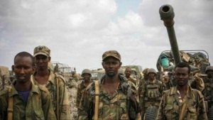 somali troops