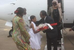 Madaxweyne Xassan-Kenya1