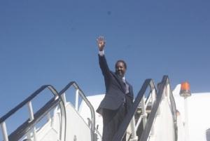 Somali President Kenya