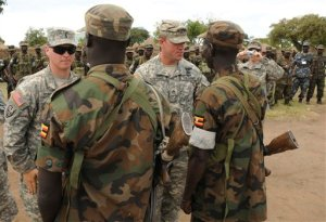 Africa US Military Uganda