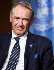 General Jan Eliasson 1