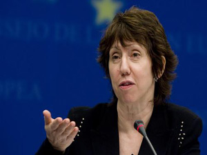 Mrs  Catherine Ashton1