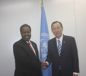 Kulanka UN iyo Somalia