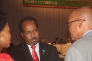 Somaliya & Konfur Afrika