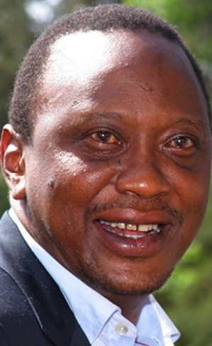 Uhuru Kenyatta 2