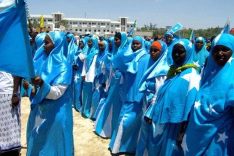 Xuska calanka somalia