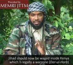 Shabaab Kenyaa.