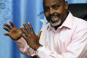 Mogadishu Mayor Mohamed Ahmed Noor takes death threats in stride
