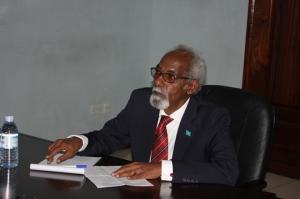Guddoomiye B. Jawaari