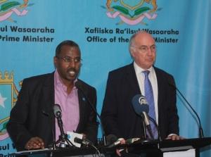 Heshiis  Somalia & Britain