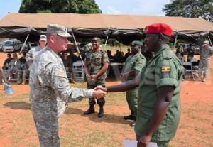 USA Uganda