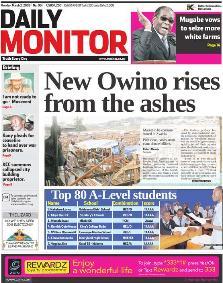 dailymonitor Uganda