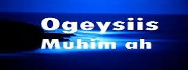 Ogeysiis Muhim ah