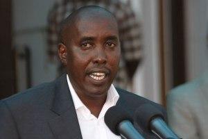 UNHCR ee dalka Kenya Raouf
