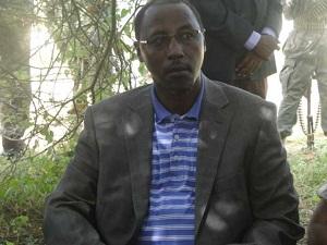 Wasiirka Arrimaha gudaha Somalia,
