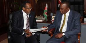 ali ameriko & P. Kenya